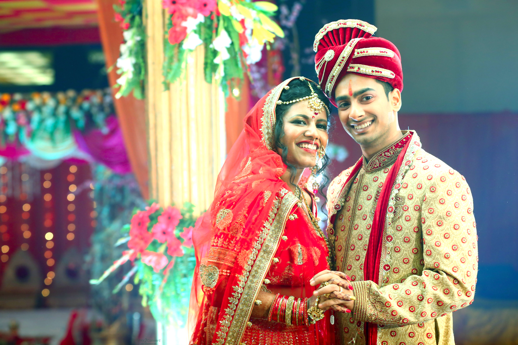 Indian Wedding photographers in Lucknow, india